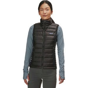 Like new Patagonia down women's small vest